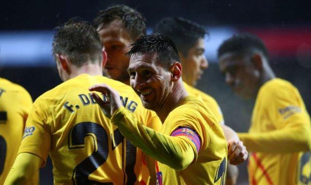 El FC Barcelona prioriza acabar la Liga
