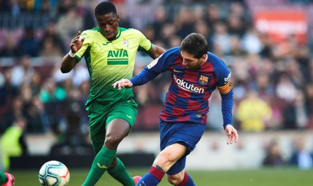 Liga | Lionel Messi impone su ley en el Camp Nou