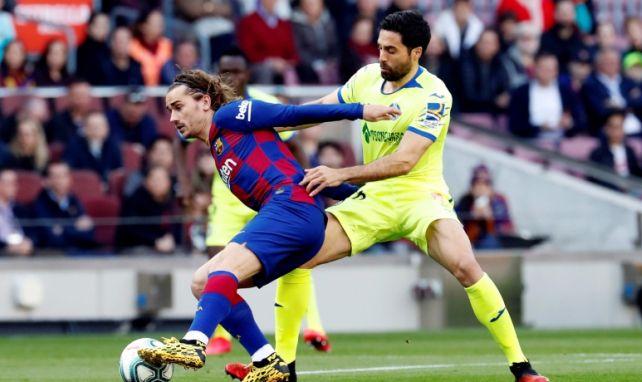 Liga | El FC Barcelona supera al Getafe en el Camp Nou