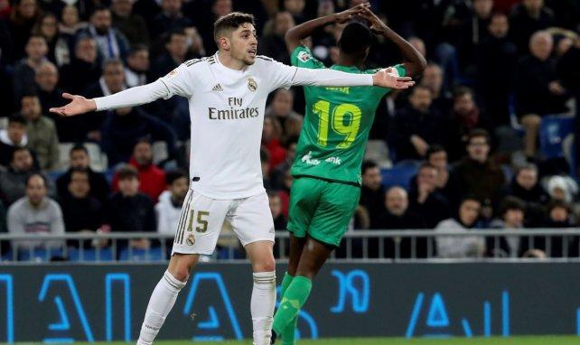 Real Madrid | La respuesta al Manchester United por Fede Valverde