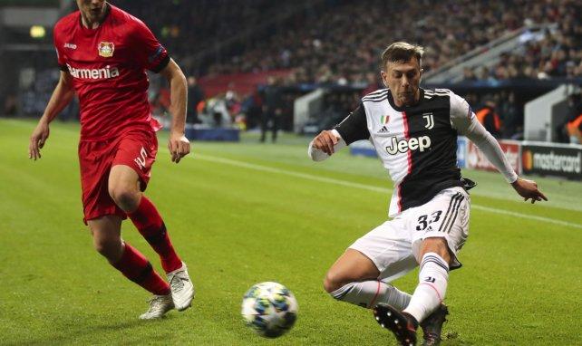 La Juventus ofrece a Bernardeschi en un intercambio