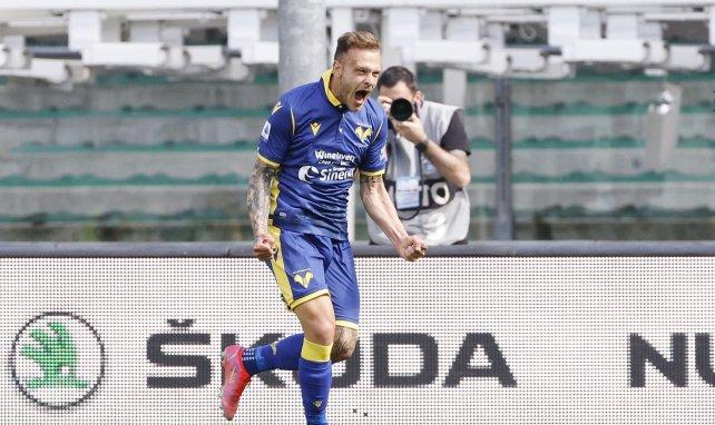 La decisión que deberá tomar el Inter con Federico Dimarco