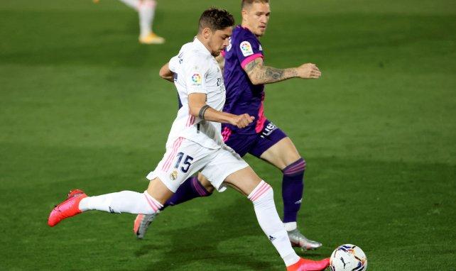 Liga | El Real Madrid se impone al Real Valladolid por la mínima