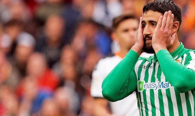 Nabil Fekir sigue acaparando rumores