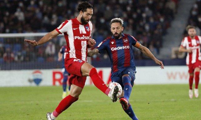 Liga   El Levante deja al Atlético de Madrid con la miel en los labios