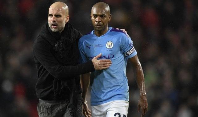 El Manchester City ya busca relevo para Fernandinho