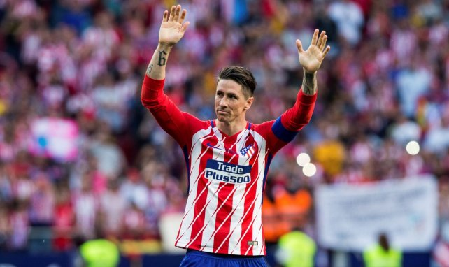 ¿Un nuevo cargo para Fernando Torres en el Atlético de Madrid?