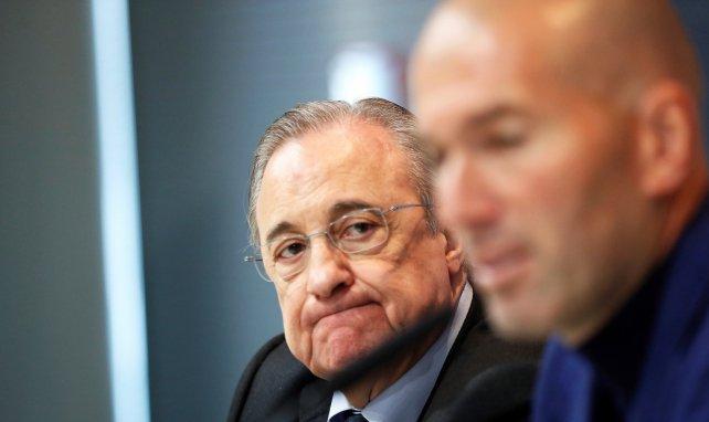 Fichajes, Zidane, Modric... Florentino Pérez repasa el resto de temas que marcan la actualidad del Real Madrid