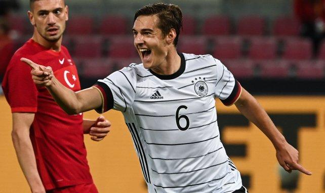El Real Madrid encuentra un nuevo rival por Florian Neuhaus