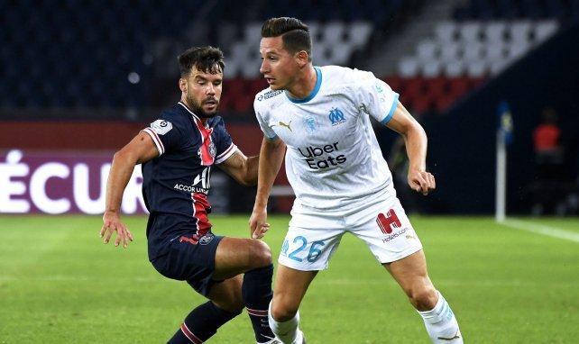 El Olympique de Marsella no renuncia a Florian Thauvin