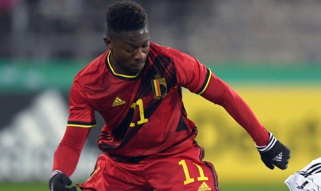 El Inter de Milán pone sus ojos en un talento belga