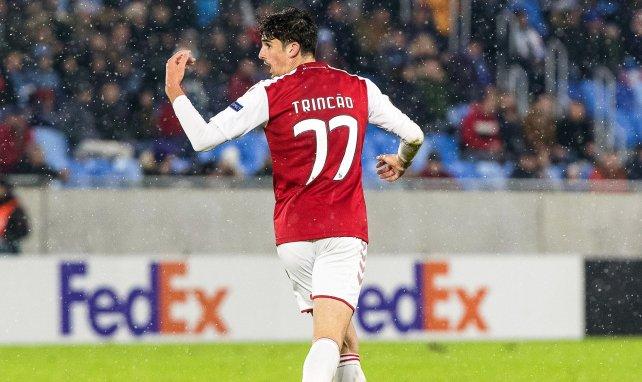 El equipo inglés que ofreció 50 M€ por Trincao