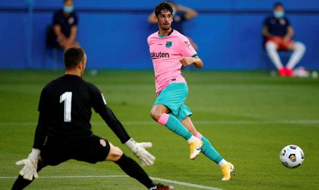 FC Barcelona | Francisco Trincao se gana un hueco