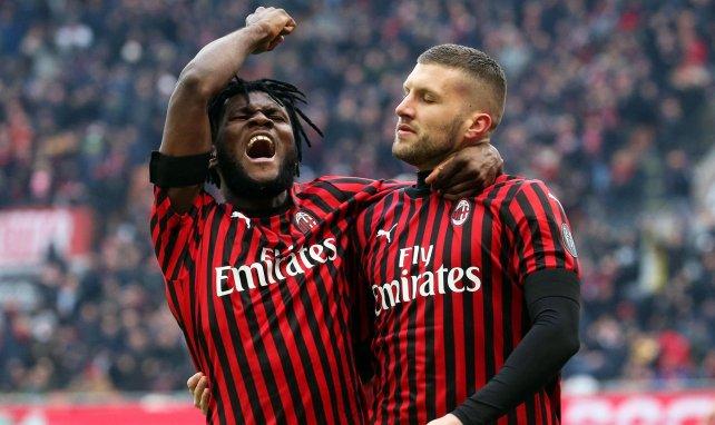 Franck Kessié quiere seguir en el AC Milan