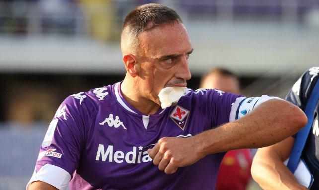Franck Ribéry dirá adiós a la Fiorentina