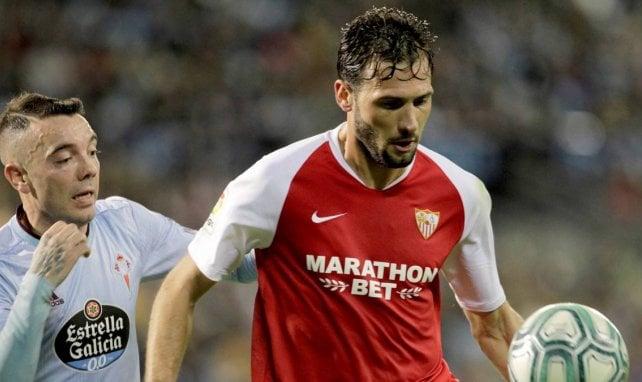 El Sevilla pone precio a Franco Vázquez