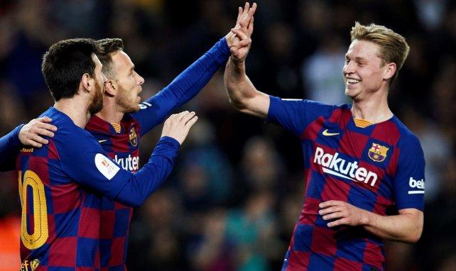 El FC Barcelona abona otros 2,3 M€ por Frenkie de Jong
