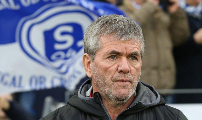 Friedhelm Funkel, nuevo entrenador del Colonia