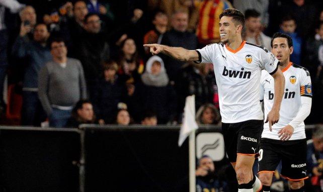 El Valencia blinda a Gabriel Paulista