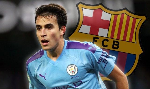 El Manchester City pretende alejar a Eric García del FC Barcelona