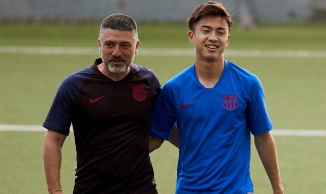 FC Barcelona | La declaración de intenciones de García Pimienta