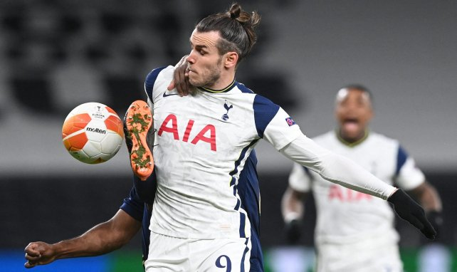 Tottenham | El pellizco de Gareth Bale al estilo de José Mourinho