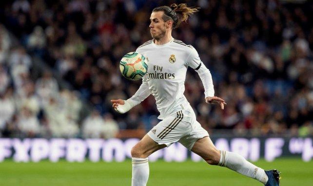 Gareth Bale vuelve a las andadas en el Real Madrid
