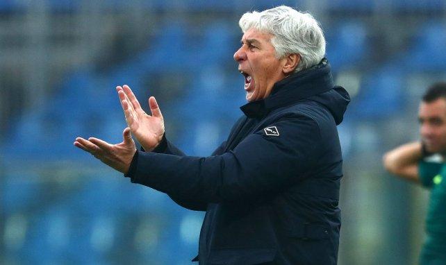 Atalanta | Gasperini clama contra el arbitraje