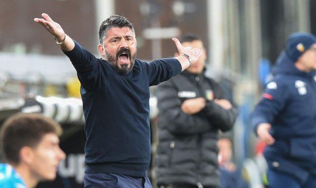 Nápoles | Nuevos nombres para suceder a Gattuso