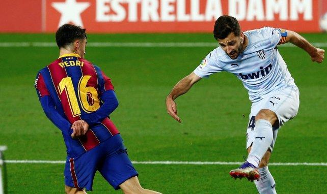 El Atlético de Madrid se interesa por José Luis Gayà