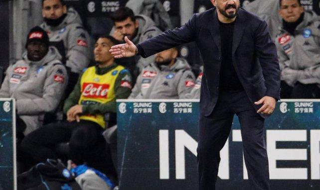 El Nápoles ratifica a Gennaro Gattuso en su cargo