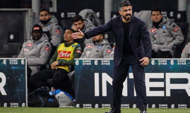 El Nápoles encauza la renovación de Gennaro Gattuso