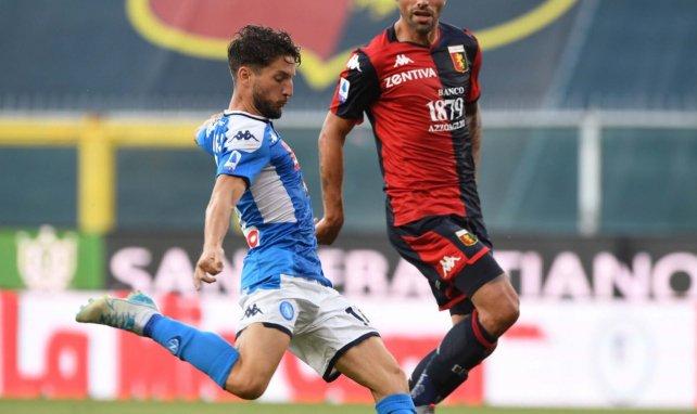 Serie A | El Nápoles supera al Génova; combate nulo entre Fiorentina y Cagliari