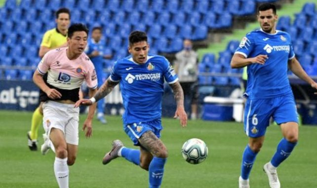 ¿Wu Lei, rumbo a la Premier League?