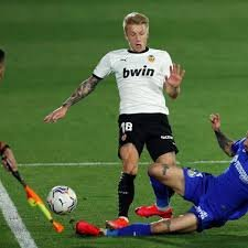 Liga   El Getafe toma aire tras doblegar al Valencia