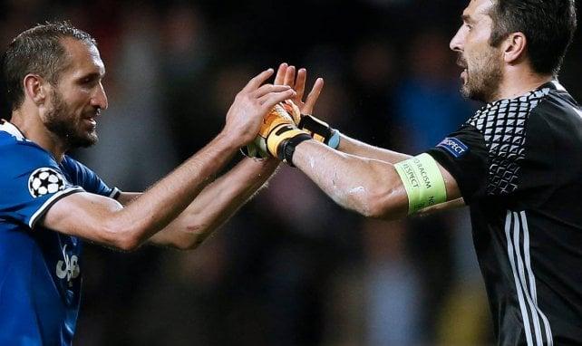La ambición de Gianluigi Buffon en la Juventus de Turín