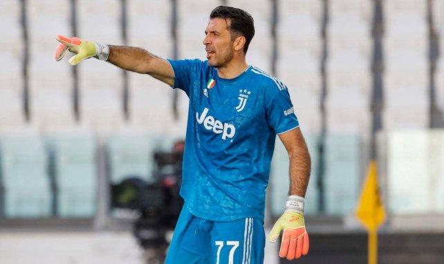 Juventus | Gianluigi Buffon no se pone límites
