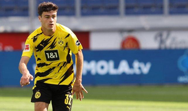 Inter y Juventus se disputan a un jugador del Borussia Dortmund
