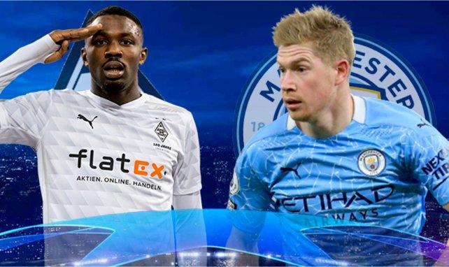 Borussia de M'gladbach - Manchester City   Los onces probables