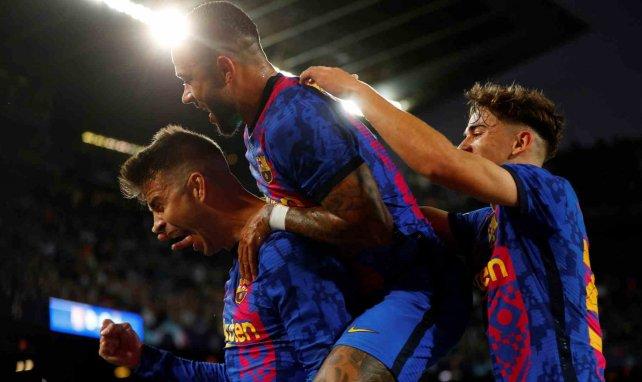 La convocatoria del FC Barcelona frente al Real Madrid