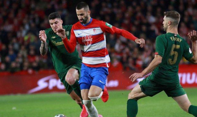 El objetivo en común de Granada y Athletic de Bilbao