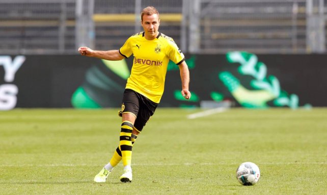 Los pretendientes de Mario Götze en la Liga