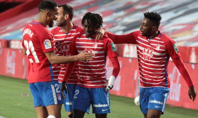 El Granada desea pescar en el Real Madrid