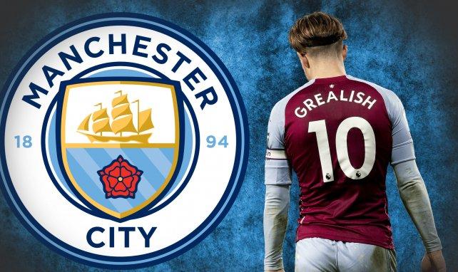Jack Grealish desembarca en el Manchester City