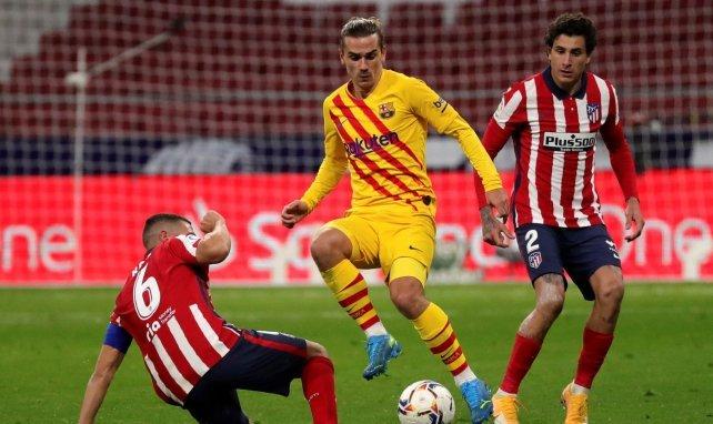 Antoine Griezmann pierde la paciencia en el FC Barcelona