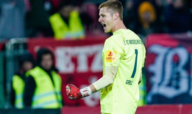 Lennart Grill se une al Bayer Leverkusen hasta 2024