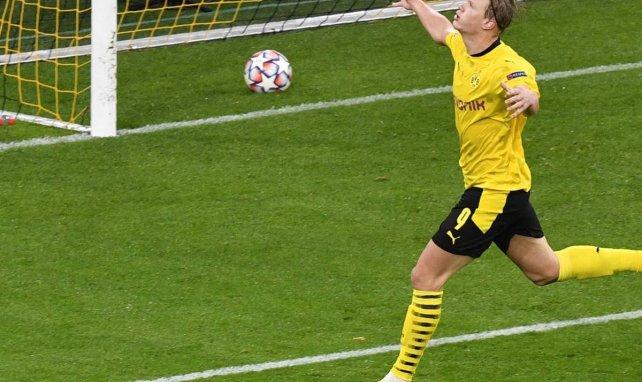 El Borussia Dortmund se prepara para un futuro sin Erling Haaland