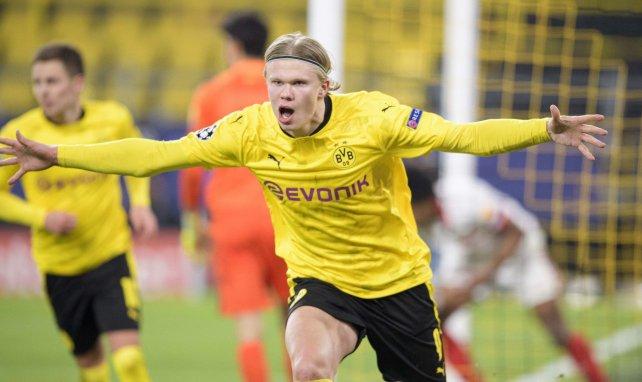 La razón que distancia a Erling Haaland del Borussia Dortmund