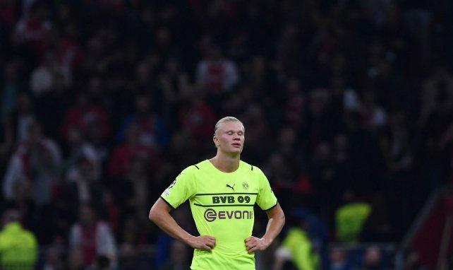 Borussia Dortmund | Erling Haaland podría estar fuera hasta 2022