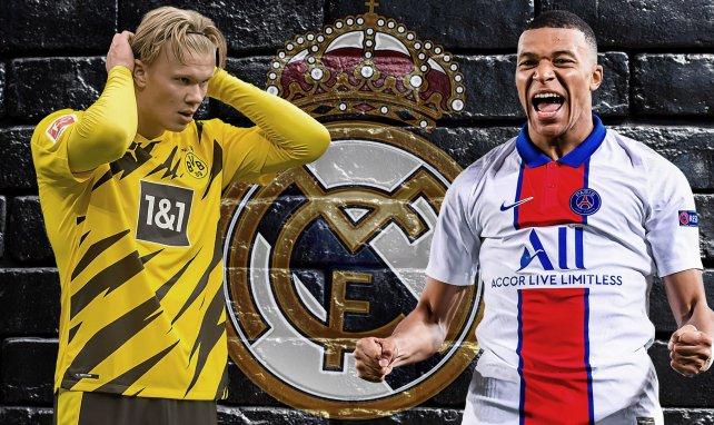 Nuevo impulso al desembarco de Erling Haaland y Kylian Mbappé en el Real Madrid